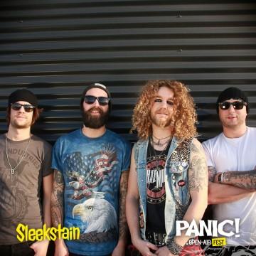 sleekstain-panic