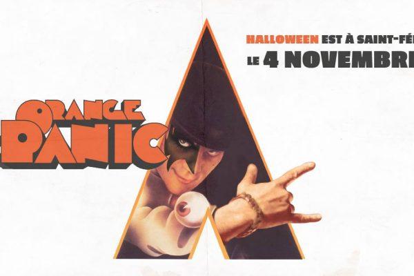 Orange & Panic : Soirée Halloween